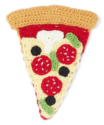Pizza Rattle