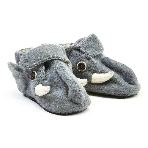 Grey Elephant Toddler Zooties