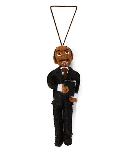Martin Luther King Jr. Ornament