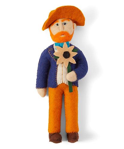 Vincent Van Gogh Doll