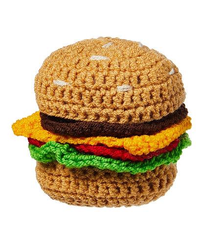 Cheeseburger Rattle