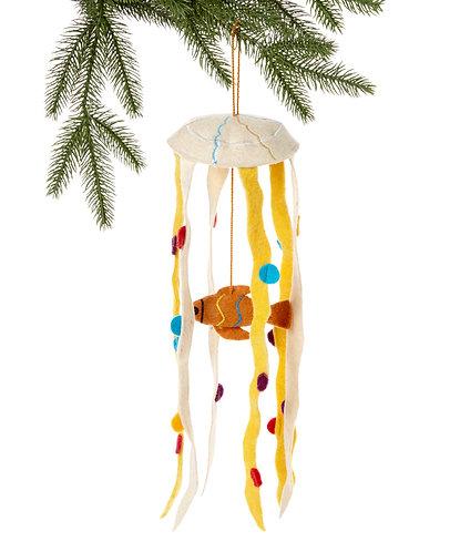 Jellyfish Ornament