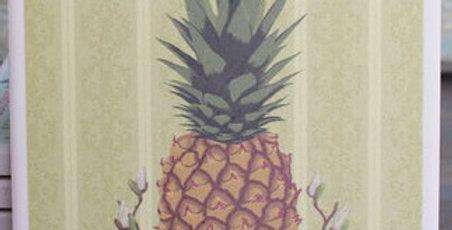 メモリアルコースター:パイナップル *6個
