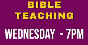 Wednesday Teaching Service At Kings House Church Connecticut