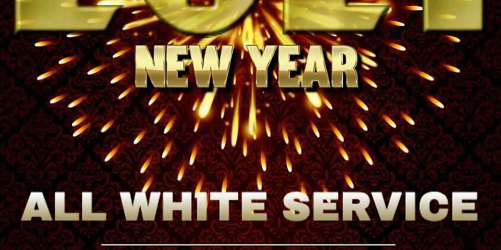 2021 NEW YEAR SERVICE