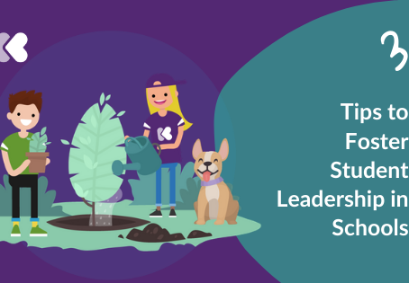3 Tips to Foster Student Leadership in Schools!