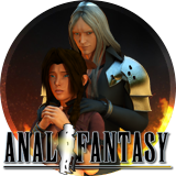 Final Fantasy 7 Parody Sephiroth and Aerith