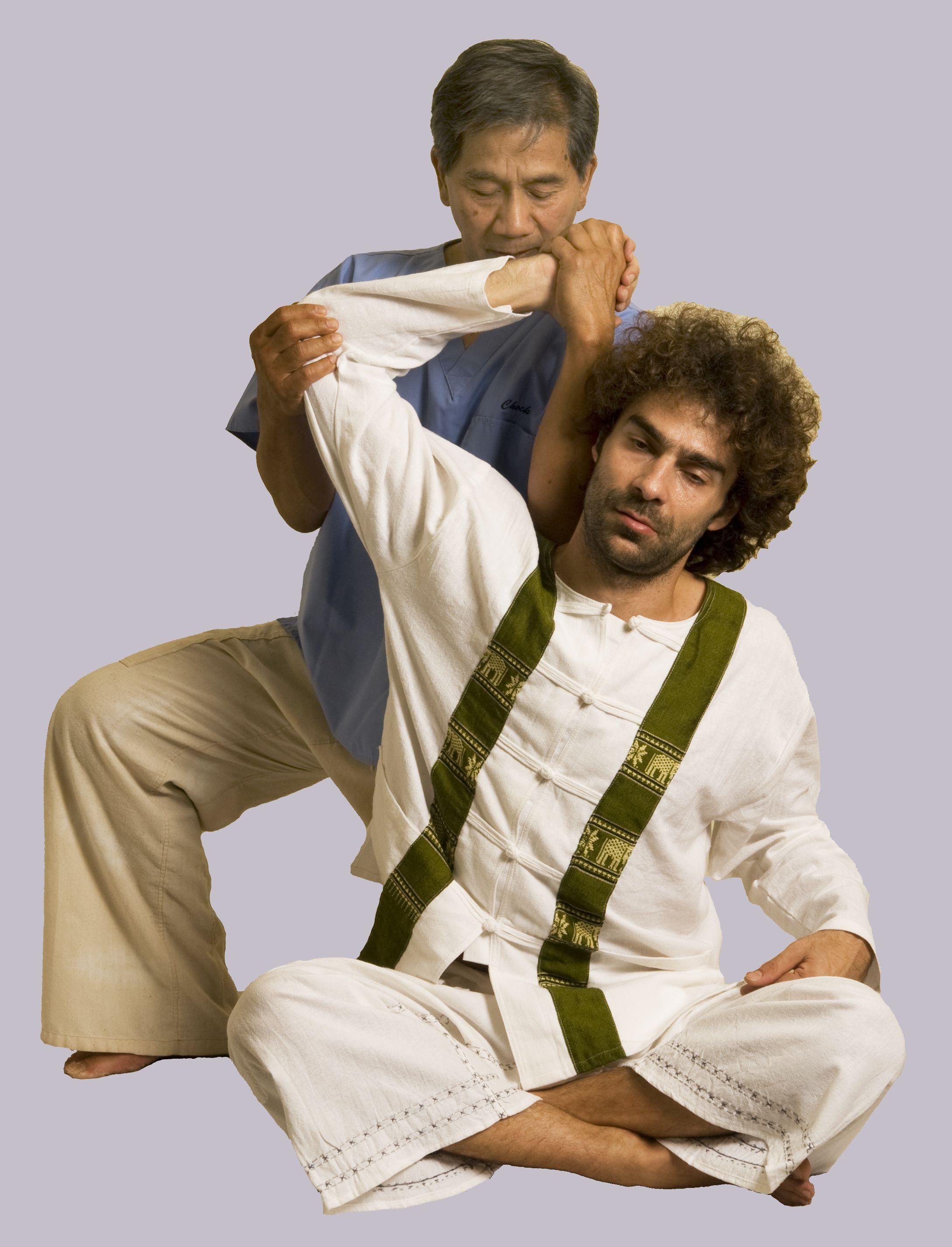 Ajarn Chock and Dimitrius