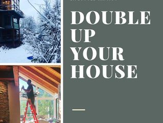 Double Up! Double Your House Value In 3-5 Years