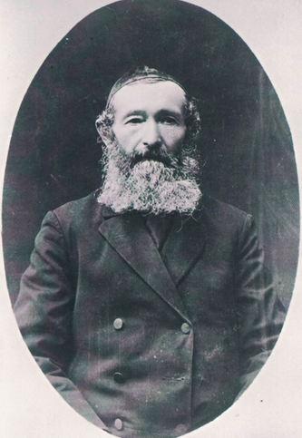 Grandfather  died 1905 Radom Poland