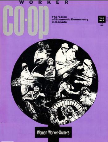 Worker Co-op Fall 1989