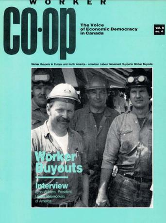 Worker Co-op Spring 1989