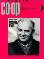 Worker Co-op Winter 1990