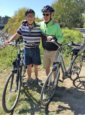 Vic Murray & Jack biking 2015 E.jpg