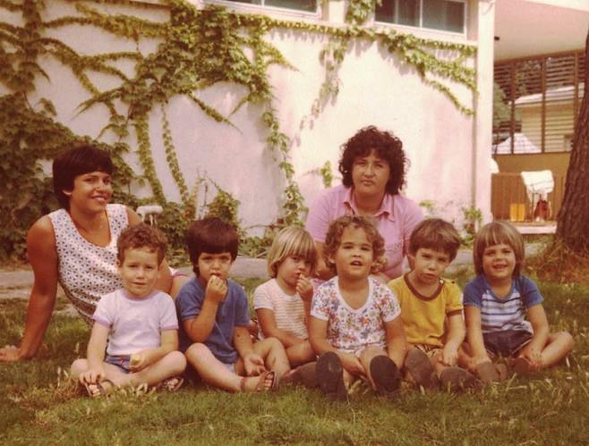 David in childrens house kibbutz