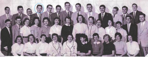 Bathurst Heights 1957