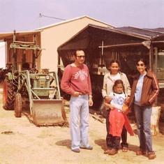 Uri & Rachel with Jesse & Zoey