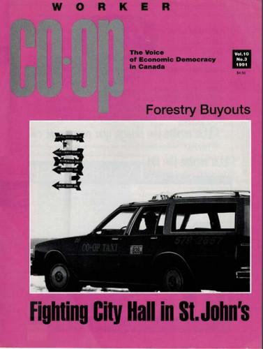 Worker Co-op Fall 1991