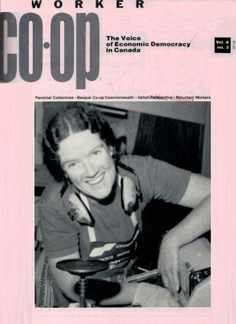 Worker Co-op Winter 1989