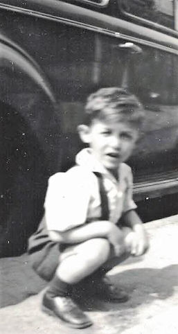 Little Jackie at about 4