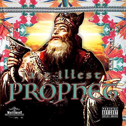 Jaie Illest - 'PROPHET' CD