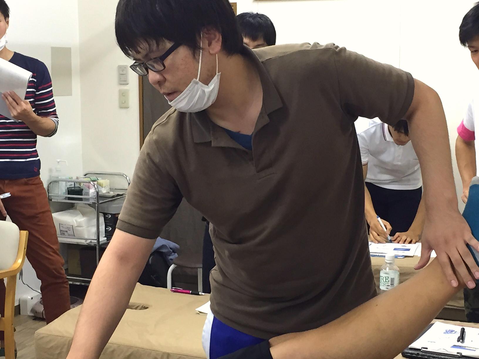 月例講習会2015年9月 岡崎市 勉強会 メディカルコンディション