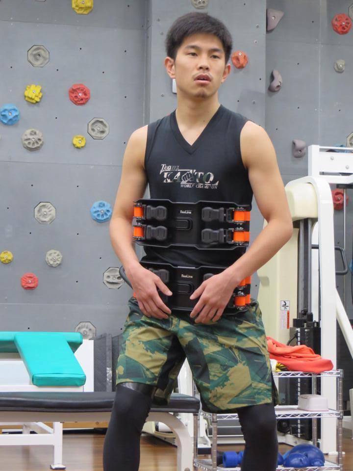 プロボクサー 井岡選手