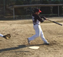 野球やソフトボールのバッティングのためのトレーニング
