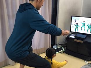 スポーツ指導と育児
