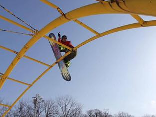 スキー、スノーボードの能力向上のカギ vol3 〜体幹トレーニング1〜