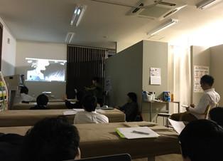 四月もトレーナーとセラピストのための勉強会を開催しました