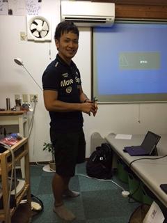 月例講習会2015年8月 岡崎市 勉強会 メディカルコンディション