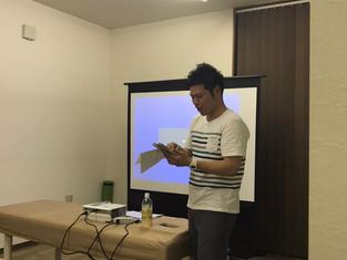 岡崎市のセラピスト・トレーナーの学び場ConnecTreat4月月例講習会