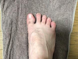 足趾把持力の鍛え方