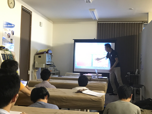 岡崎市での治療や医学の勉強会