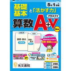 算数A+V