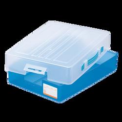 プラスチック整理箱