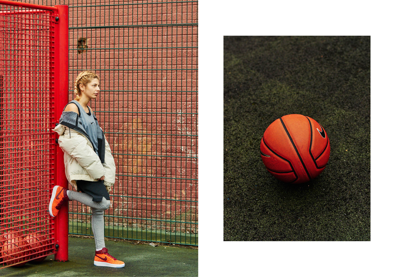 Champ x Gazelles x Nike