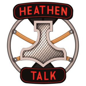 TGH Celebrated on Heathen Talk!