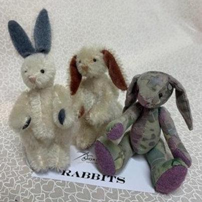 Mini Rabbits Pattern Pack