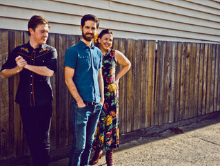 Victoria To Victoria Tour - John Flanagan Trio