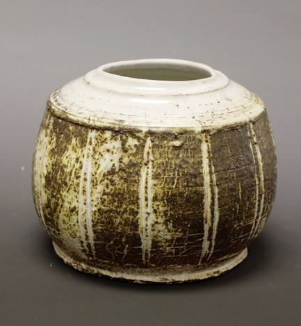 Large Jar with Texture DAY.JPG