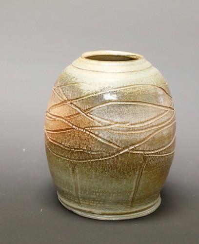 Textured Jar 2 DAY.JPG