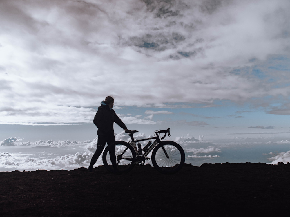 Haleakala Bike Tour, mt haleakala, haleakala summit,  haleakala sunset, bike down haleakala