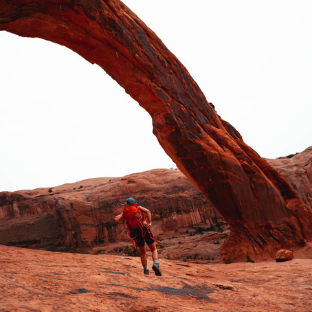 BEST HIKE IN MOAB + STAYING AT UNDER CANVAS