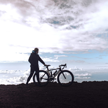 LONGEST CYCLING CLIMB IN THE WORLD