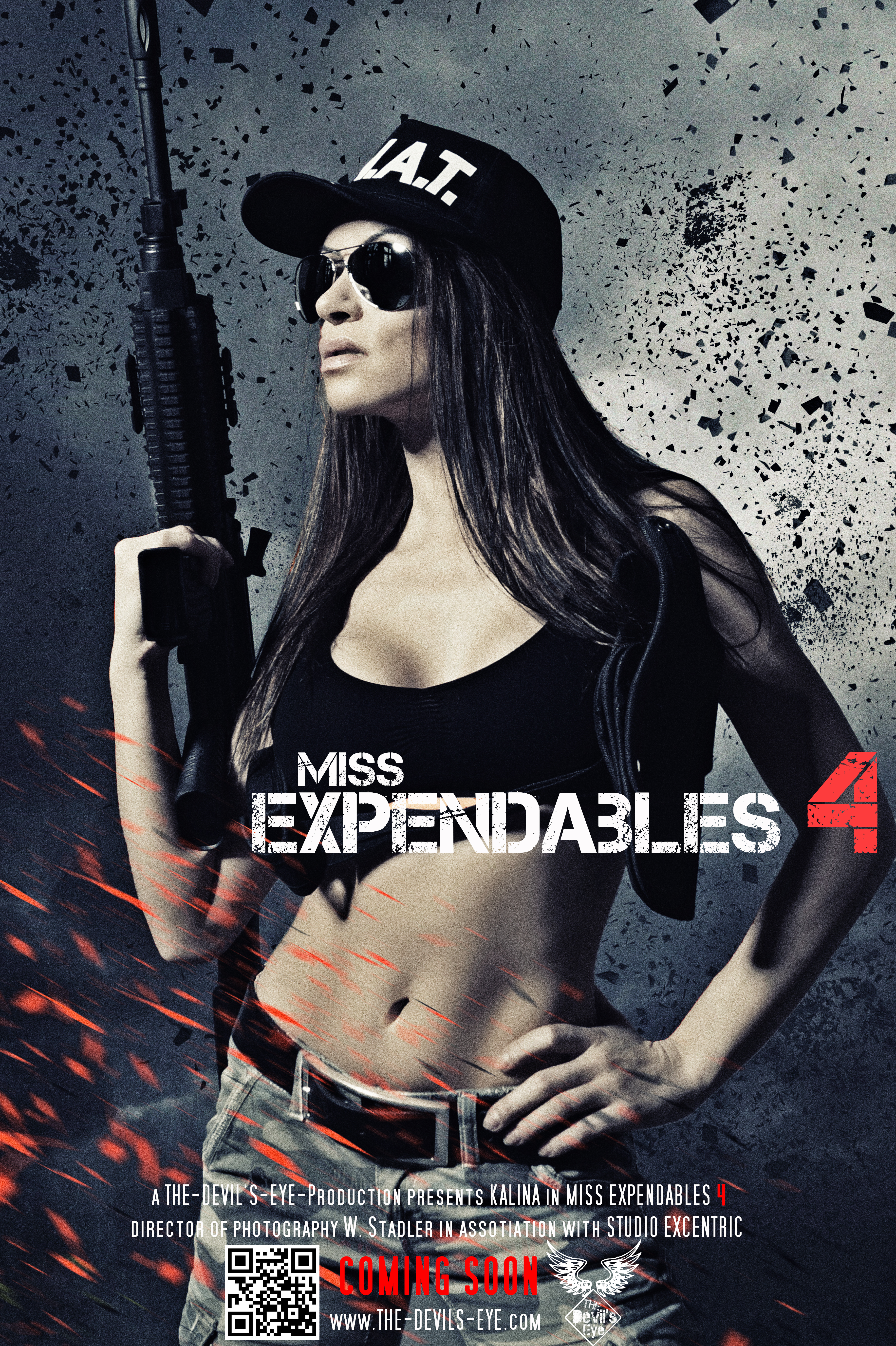 Miss Expendables 4