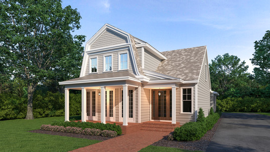 Beacon Pointe Homes - The Tidewater_Model Home