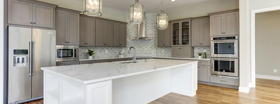 Custom Kitchen New Construction 2