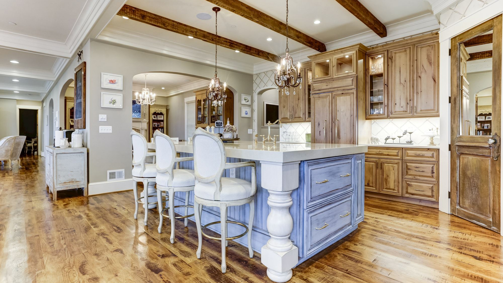 Riverview home in Saint Michaels
